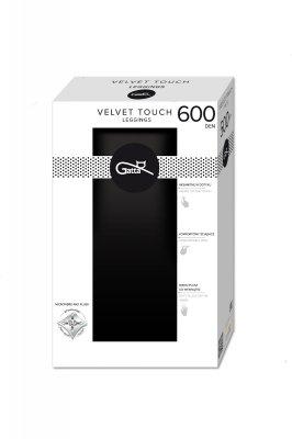 Gatta Velvet Touch 2-4 600 den legginsy