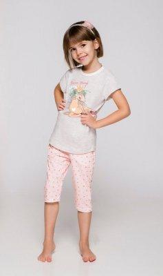Taro Beki 2214 122-140 piżama dziewczęca