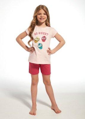 Cornette Young Girl 254/63 Sweet piżama dziewczęca