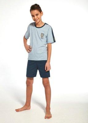 Cornette Young Boy 218/73 Police piżama chłopięca