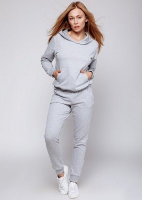 Sensis Coma Grey piżama damska