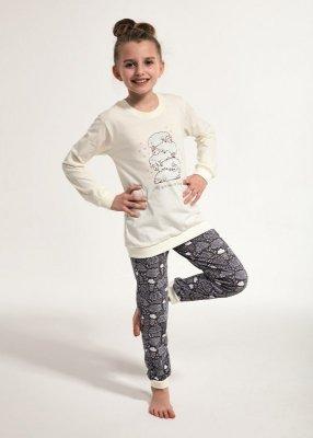 Cornette Kids Girl 594/114 Sheep 86-128 piżama dziewczęca