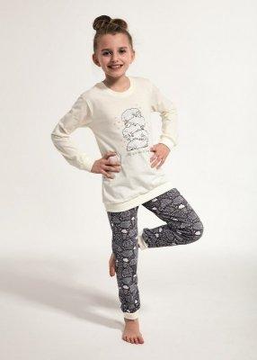 Cornette Young Girl 592/114 Sheep 134-164 piżama dziewczęca