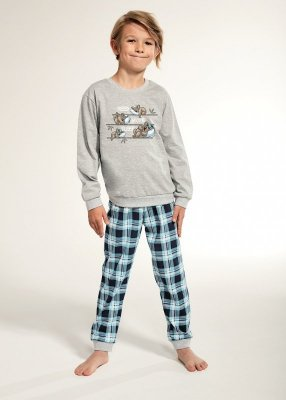 Cornette 966/98 Young Koala 134-164 piżama chłopięca