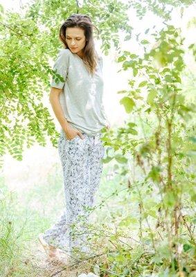 Key LHS 913 A20 piżama damska