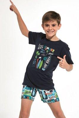 Cornette Kids Boy 789/85 Surfer  86-128 piżama chłopięca