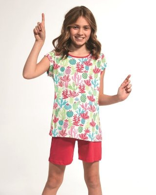 Cornette Young Girl 358/79 Cactus 134-164 piżama dziewczęca