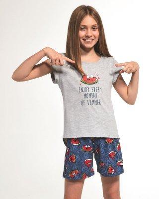 Cornette Young Girl 360/73 Watermelon 4 134-164 piżama dziewczęca