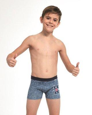 Cornette Young Boy 700/92 Amsterdam bokserki
