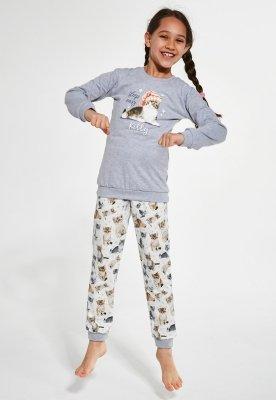 Cornette Kids Girl 377/135 Kitty 86-128 piżama dziewczęca