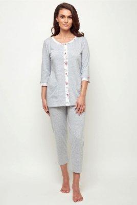 Cana 522 piżama damska plus