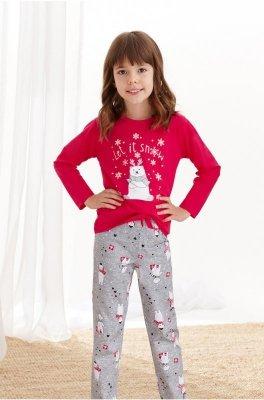 Taro Maja 2252 92-116 Z'20 piżama dziewczęca