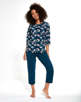 Cornette 147/247 Grace piżama damska plus size