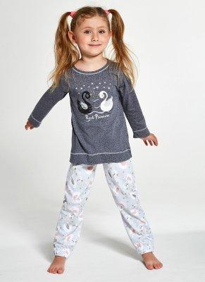 Cornette Young Girl 380/31 Swan piżama dziewczęca