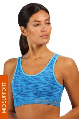 Reebok F9425 Arista Seamless Crop top sportowy