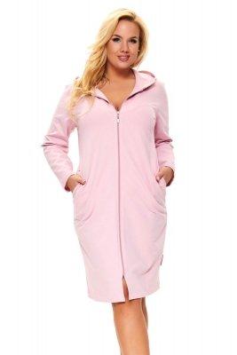 Dn-nightwear SMZ.9708 szlafrok damski