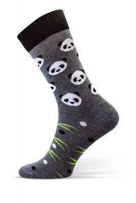 Sesto Senso Finest Cotton małe pandy Skarpety