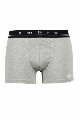 Umbro Classic szare Bokserki męskie