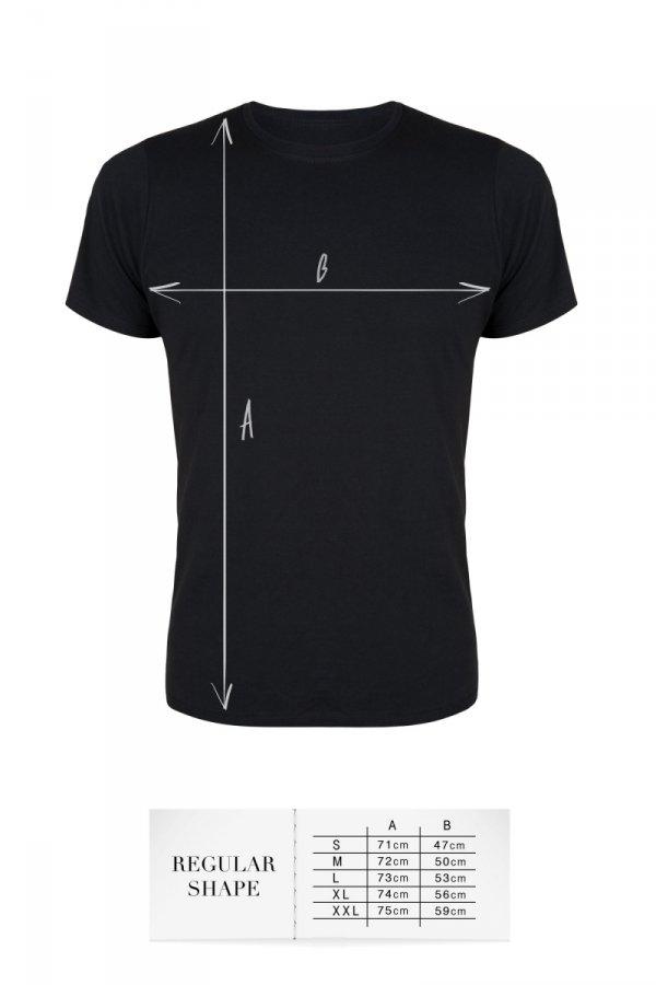 Demoniq TSHRB009 Koszulka męska