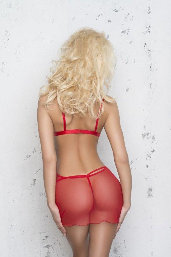 Me Seduce Nicole Red Koszulka