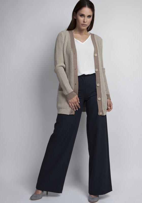 MKM Pataya SWE043 beżowy sweter