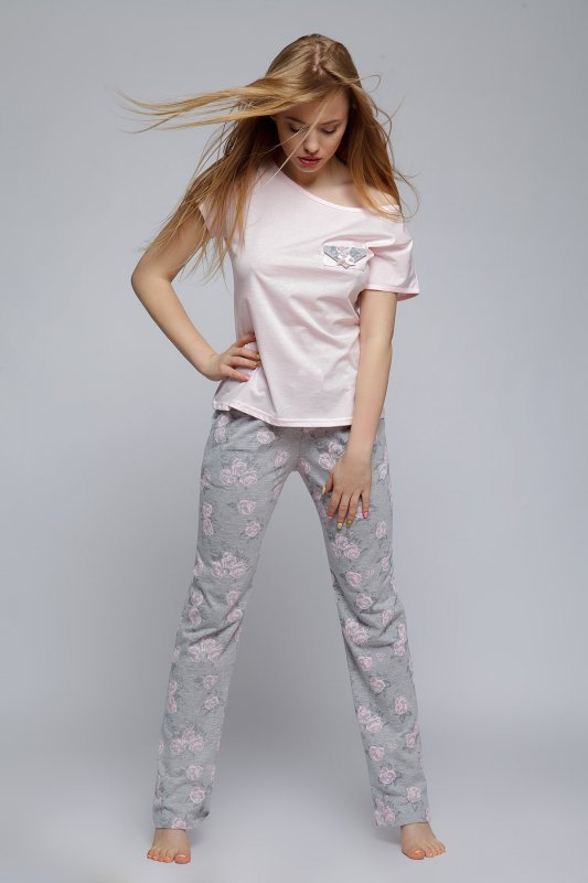 Sensis Scarlet piżama damska