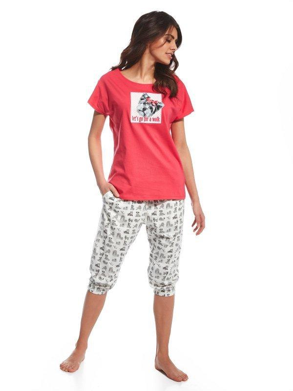 Cornette Let's go 063/97 piżama damska