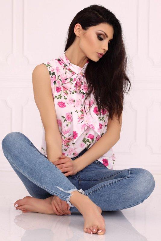 Merribel Evdokiana Pink bluzka damska