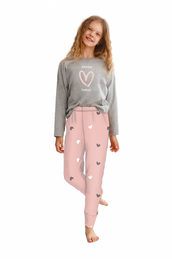 Taro Suzan  2618 Z'22 piżama dziewczęca