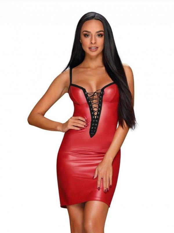 Obsessive Redella czerwona Sukienka