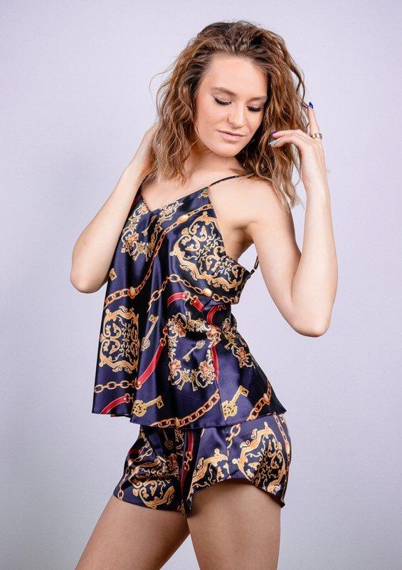 DKaren DK KK 014 piżama damska