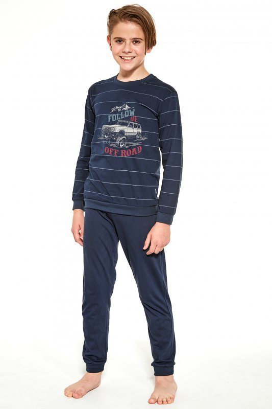 Cornette 268/124 Follow me piżama chłopięca