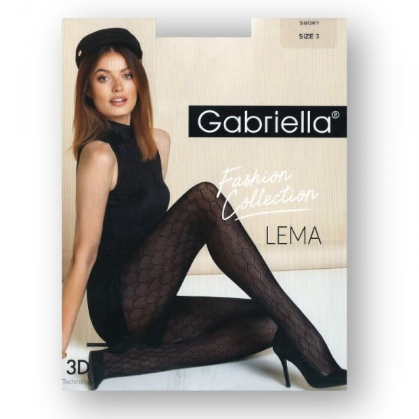 Gabriella 486 Lema smoky rajstopy damskie