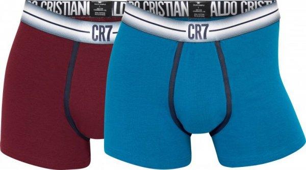 Cristiano Ronaldo CR7 8302-49-555 2-pak bokserki męskie