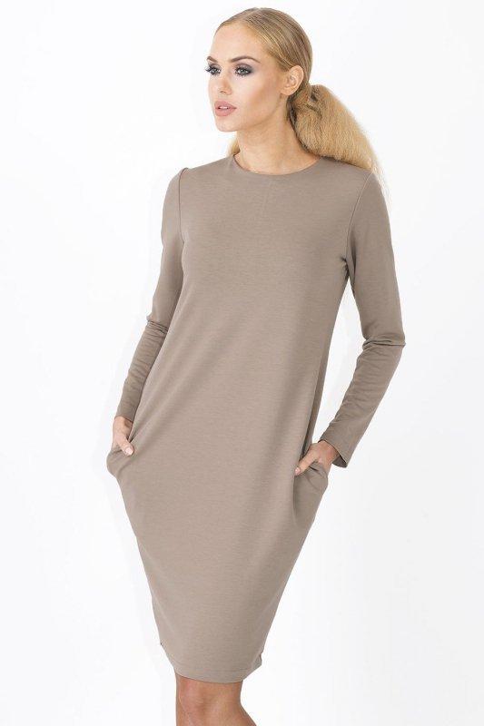 Makadamia M143 sukienka