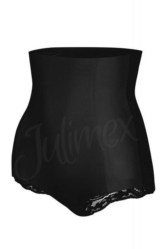 Julimex Shapewear 341 Lace Figi wysoka talia figi korygujące