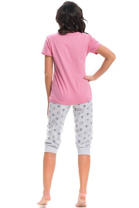 Dn-nightwear PM.9222 piżama damska
