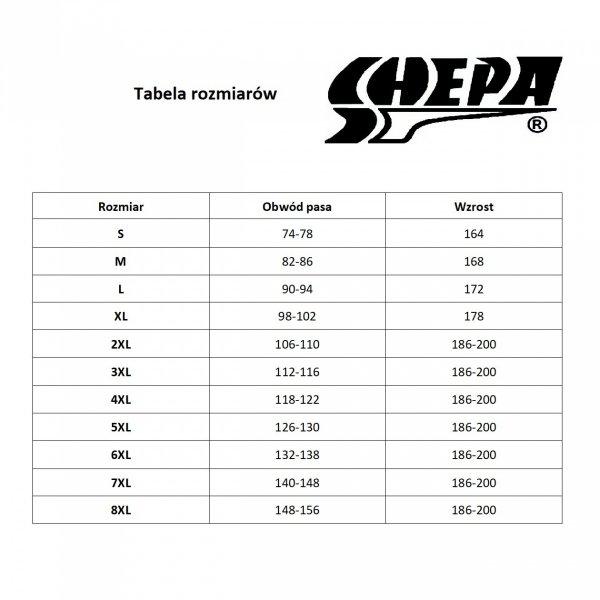 Shepa 053 Kąpielówki (B1D13/12)