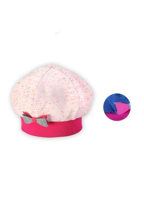 Rebos 7064 Girl czapka dziewczęca
