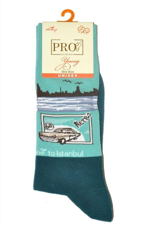 PRO Cotton Young Socks 11008 39-44 skarpetki