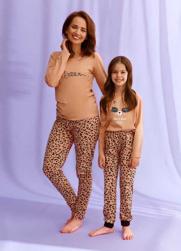 Taro 2586 Suzan Z'22 piżama dziewczęca