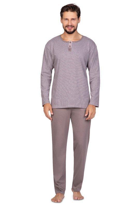 Regina 593 piżama męska plus size