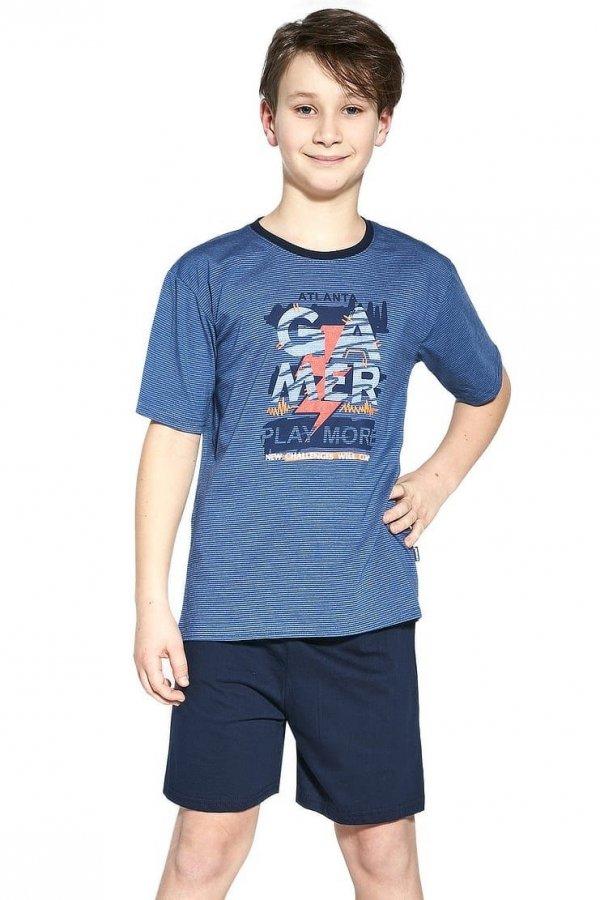 Cornette Young Boy 476/92 Gamer 134-164 piżama chłopięca