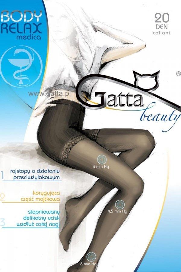 Gatta Body Relaxmedica 20 rajstopy