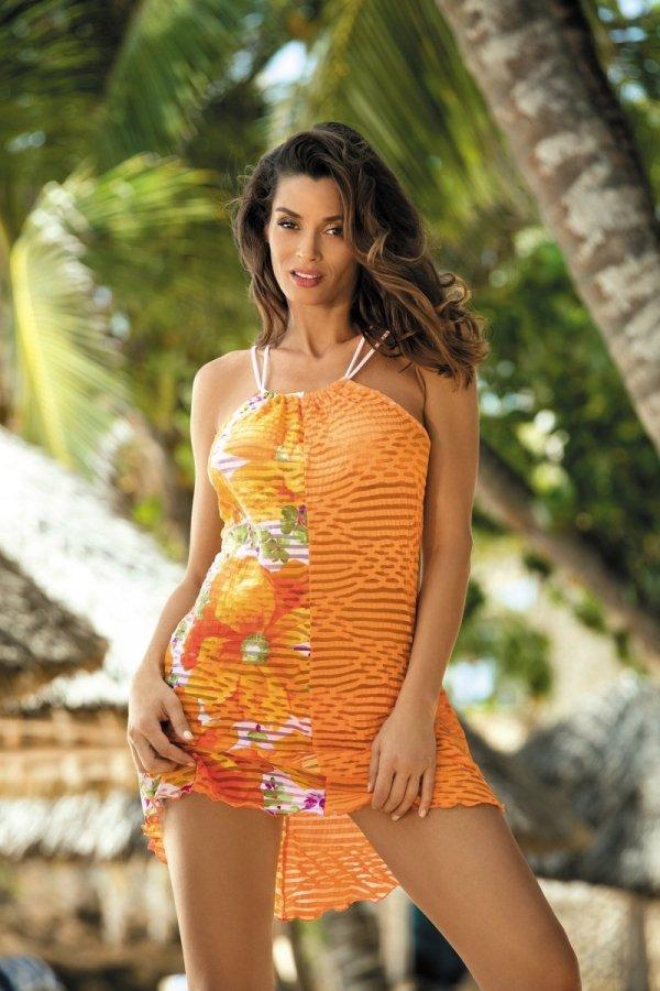 Marko Tunika plażowa Jenna M-416 Incas