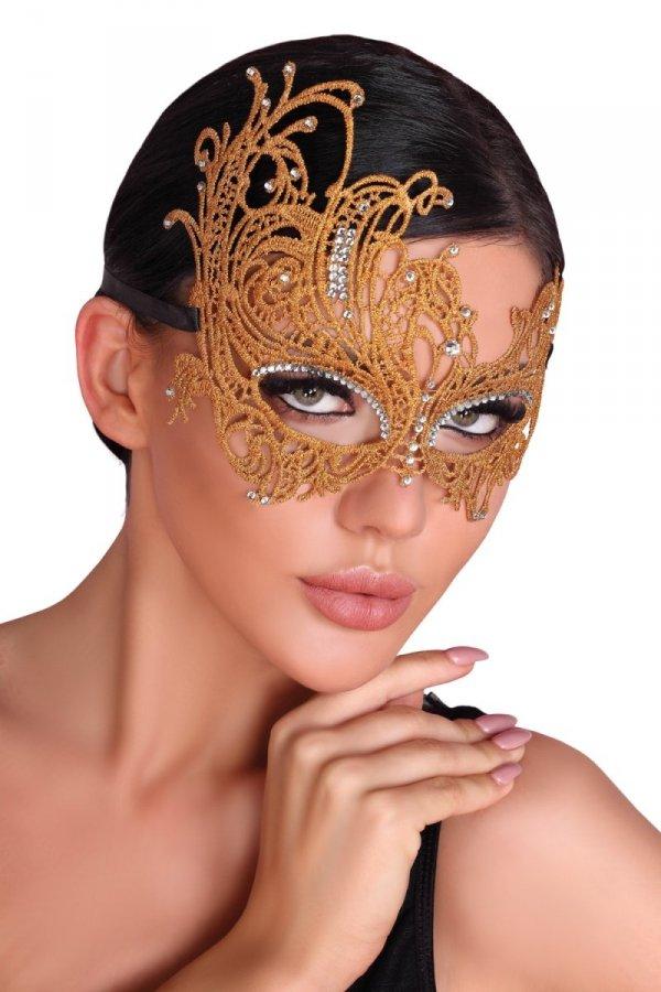 Livia Corsetti Maska Golden