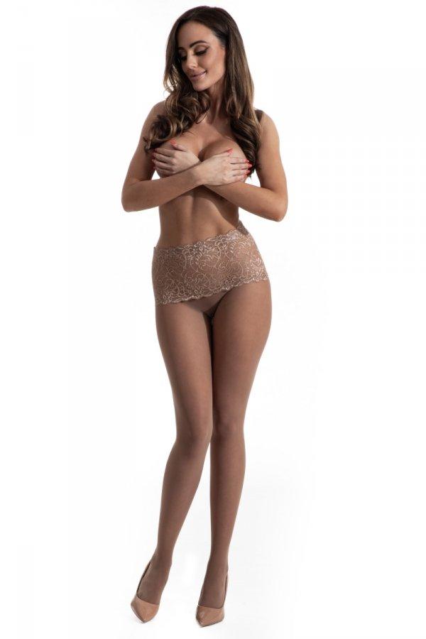 Amour Naked Beige 30 DEN Rajstopy