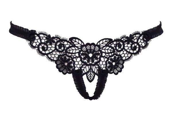 Beauty Night Mystique black Stringi
