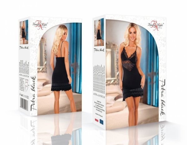 Beauty Night Petra black Koszulka