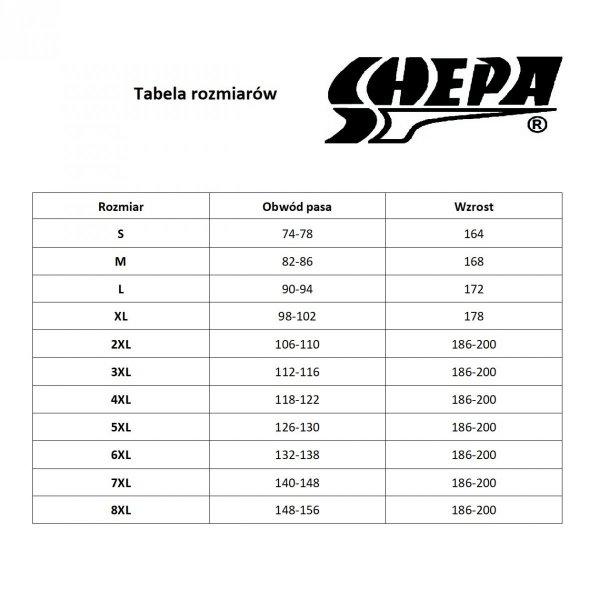 Shepa 015 Kąpielówki (B1D6)